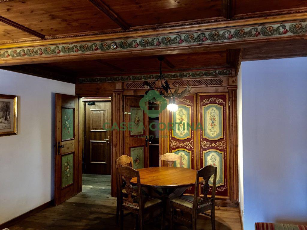 Appartamento in centro a Cortina