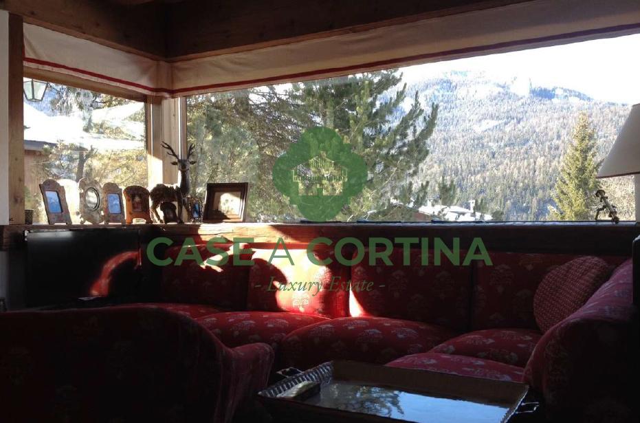 Appartamento in localita Pezie Cortina d'Ampezzo