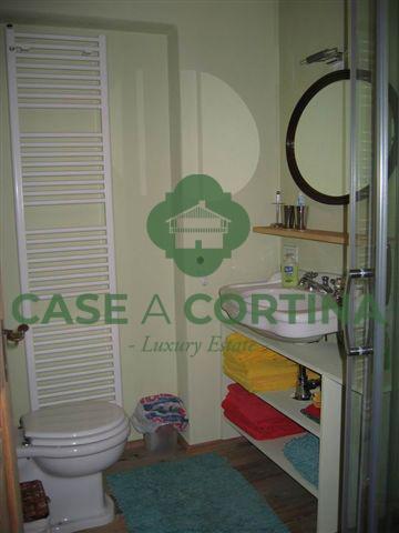 Bagno Appartamento a zuel Cortina d'Ampezzo