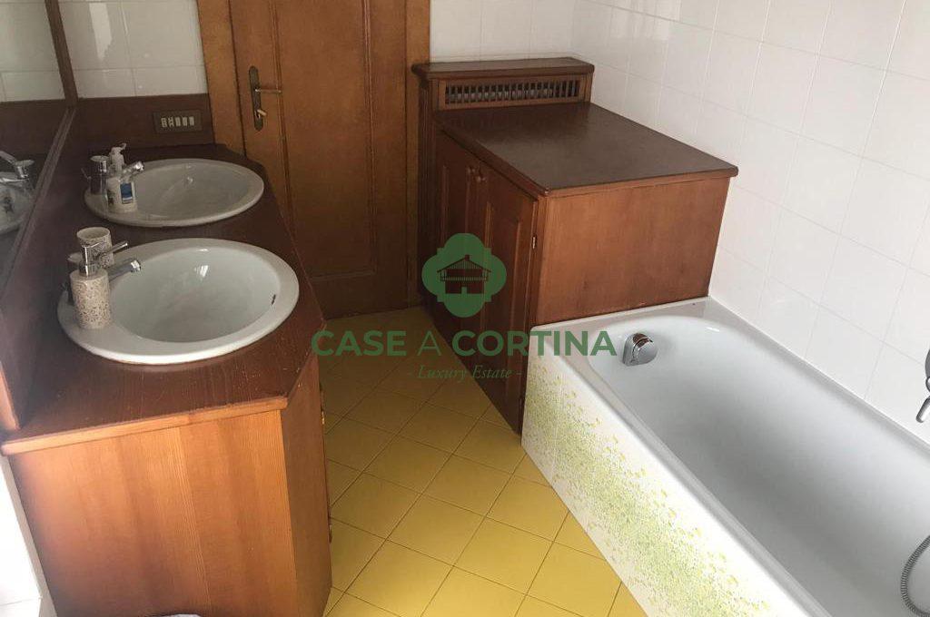 Bagno2 Appartamento alverà Cortina d'Ampezzo
