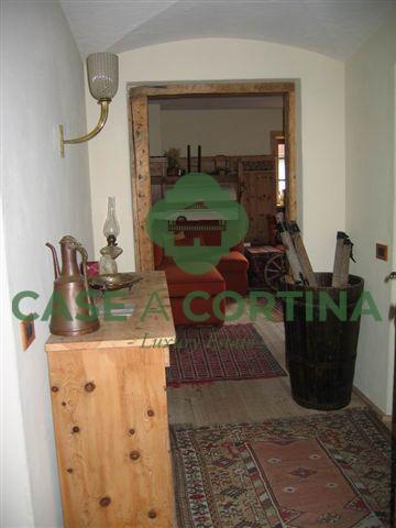 Corridoio Appartamento a zuel Cortina d'Ampezzo