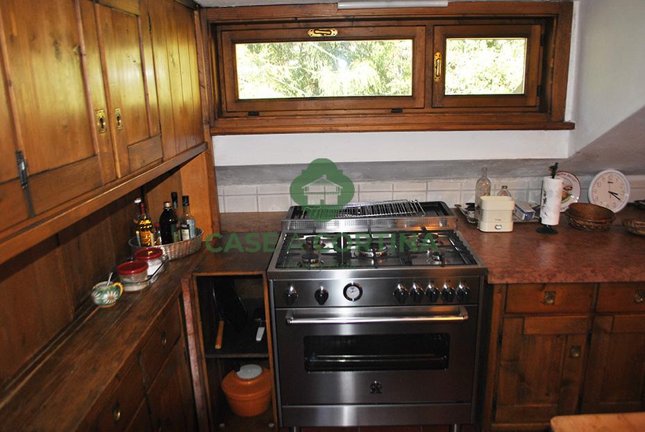 Cucina appartamento a cortina