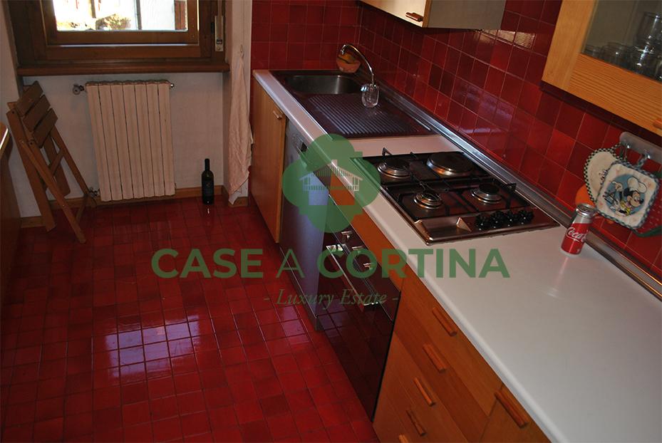 Cucina_appartamento via del castello