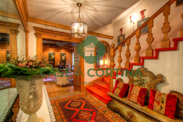 Villa Via Spiga Cortina23