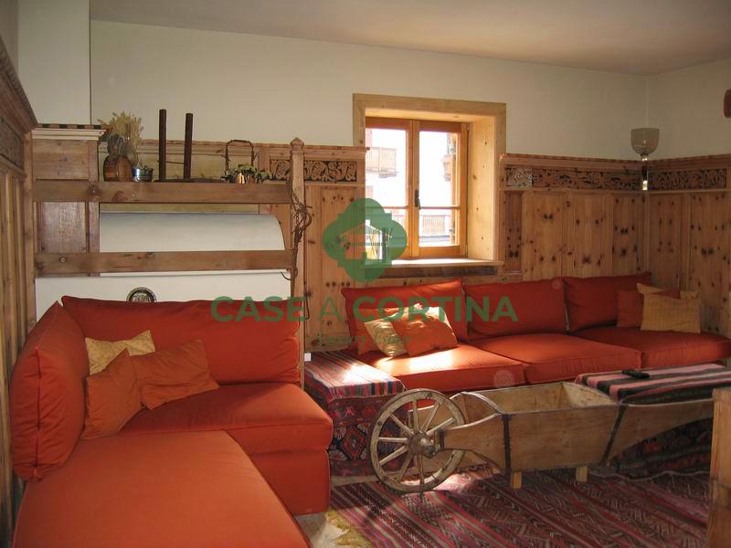Appartamento in vendita a Zuel Cortina d'Ampezzo